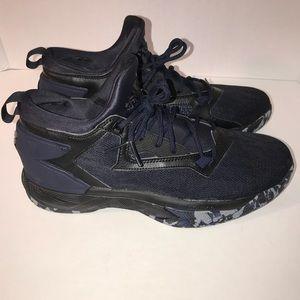 Adidas zapatos Lillard 2 blackblue hombre  sz 10 b42386 poshmark